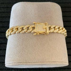 Other - Men's Diamonds Bracelet 💎